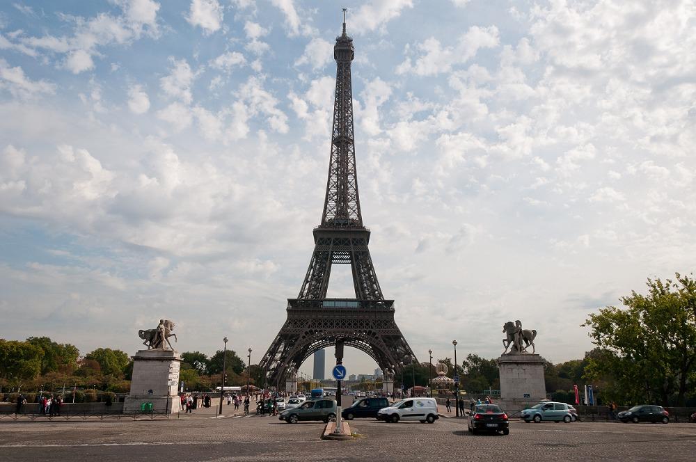 Dagtrip Parijs