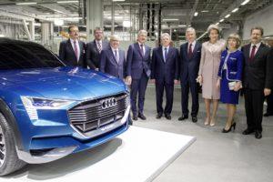 Audi ondernemersdate