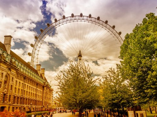 Toptips Kerstshoppen Londen - London Eye