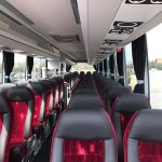 Bus huren? Vanhool EX touringcars in Comfort edition